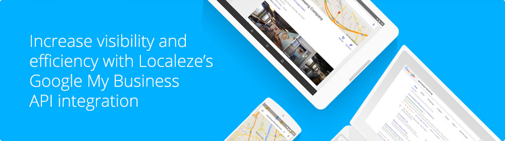 Localeze Syncs With Google